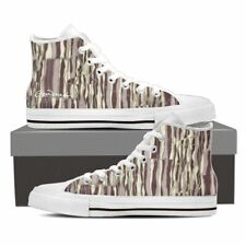 Techno High Top Sneakers