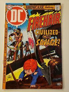Showcase #85. DC Comics. Sept 1969. GD 2.0 or UP! Joe Kubert. 1st App Firehair.