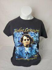 JOHN LENNON Rock Revolucion Dreamers Inspiration Shirt Beatles -  Size Jr