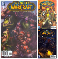 World of Warcraft U PICK comic 1 2 3 4 5 6 7 8 9-24 VF/NM 2007 2008 DC Wildstorm