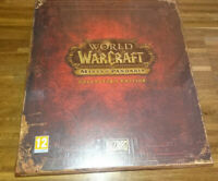 World of Warcraft Mists of Pandaria Collector Edition - English sealed OVP [EU]