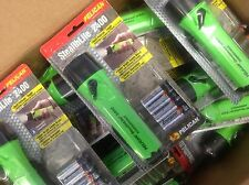 Pelican StealthLite 2400 BrandNew LimeGreen Submersible Flashlight 4AA W/Lanyard