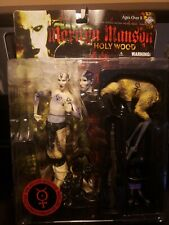 🔥Rare🔥Marilyn Manson Holywood Action Figure Fewture Fa-M01