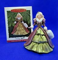 1996 Hallmark Holliday BARBIE Collector's Series #4 Keepsake Ornament