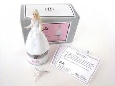 Phb Midwest of Cannon Falls Hinged Box Celebration Ii Barbie with Ornament