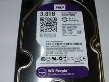 Western Digital WD Purple 3TB HDD SATA lll Surveillance Hard Disk Drive WD30PURX