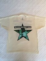 THE JESUS AND MARY CHAIN Vintage 1990 Automatic Tour Shirt Screen Stars 90s
