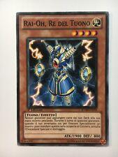 Thunder King Rai-Oh RYMP-EN074 LCGX ITALIAN Common NM 1st Edition