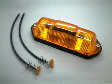 MONARK BLINKLEUCHTE 12V & 24V BLINKER FÜR LKW UNIVERSAL / FLASHER LAMP FOR TRUCK