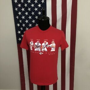 Medium vtg Kansas City Chiefs 2000 T-shirt mens tony Gonzalez Elvis Grbac 4e710P