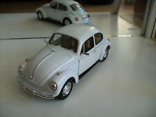 Welly Volkswagen Beetle in White on 1:24