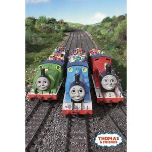 "Thomas & Friends Trio Poster – Tank Engine TV Series – 91 x 61 cm 36"" x 24"""