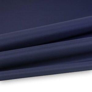 Persenningstoff Bootsverdeckstoff Polyester 270 g/m² Atmungsaktiv 180cm blau