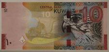 KUWAIT 10 DINARS 2014 #B1371