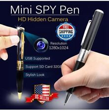 HD Camcorder Lapivision Lapicero Espia Rec Spy Pen USB Electronic  Video Camera