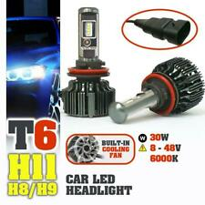idrop TURBO LED T6 [ H11 ( H8 / H9 ) ]- Car Headlight Hi/Lo Beam 30W EMC 8-48V 6