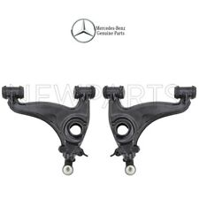 For Mercedes W124 W129 300SE E320 SL600 Set of Front Left & Right Control Arm