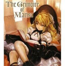 The Grimoire of Marisa illustration art book w/CD / Windows, Online game