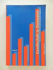 Gesellschaft in Österreich Struktur sozialer Wandel globaler Vergleich Reiterer