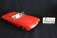 Michael Seidl Vintage Plastic Mercedes-Benz 190 SL 1:16 red (JS)