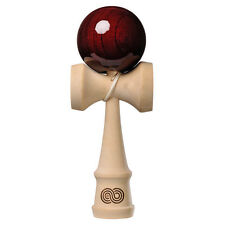 Kendama USA Kaizen Beech Wood Kendama - Translucent – Red Wine