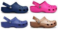 CROCS CLASSIC SABOT scarpe sandali donna uomo ciabatte infradito zoccoli mare