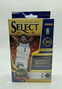 1 Box 2020-21 Panini NBA Select Basketball Trading Card Blaster Box - Sealed Box