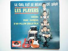 Les Players 45Tours EP vinyle Le Ciel Est Si Beau Ce Soir