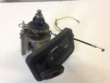 Yamaha outboard 9.9 hp pull start recoil