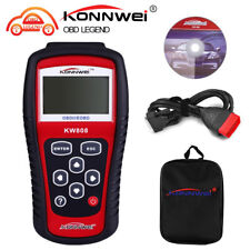 KONNWEI KW808 Diagnostic Tool OBDII EOBD Car Scanner Auto Like MS509 Code Reader
