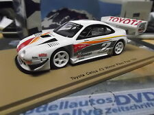TOYOTA Celica Supra Winner Pikes Peak 1994 #2 Rod Millen Rallye Spark Resin 1:43