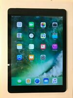 "Apple iPad Air 1st Gen 16GB 9.7"" Wi-Fi + Cellular EXCELLENT A1475 AUS STOCK"