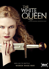 The White Queen: Season 1 [DVD, NEW] FREE SHIPPING