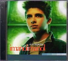 IMANOL Si Tu Supieras CD new & sealed. Mexican Child singer grown up Luis Miguel