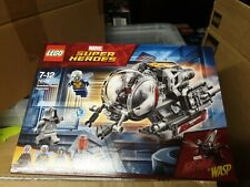 Lego 76109 Marvel Super Heroes Quantum Realm Explorers Ant-Man Wasp Ghost