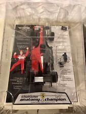 Hotwheels Ferrari F1 1/18 248 Michael Schumacher Anatomy Of A Champion RARE