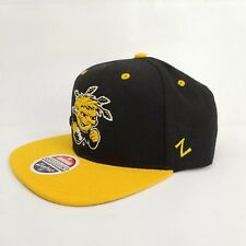 Zephyr Original Snapback Wichita st Z11 32 5 Shockers College Basketball Cap  Hat bf352d25ce2