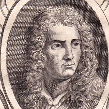 Portrait XVIIIe Michel Corneille le Jeune Peintre Peinture 1762