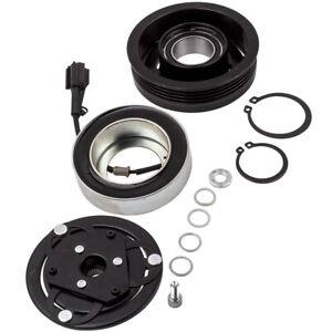 AC A/C Compressor Clutch Kit fit Subaru Impreza Forester 2.0L 2.5L for DKV-10R