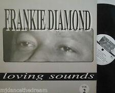 FRANKIE DIAMOND - Loving Sounds Vol II ~ VINYL LP