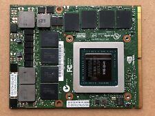 Genuine Nvidia Quadro M4000M 4GB DDR5 256Bit MXM 3.0 Video Card N16E-Q3-A1 4XR03