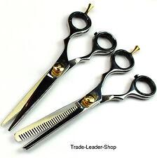 Exclusif 2 en Jeu Ciseaux de Cheveux du Coiffeur environ 6'' pouces NATRA hair