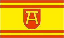 Fahne Flagge Marsberg 80 x 120 cm Bootsflagge Premiumqualität