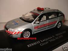 RENAULT LAGUNA II ESTATE MEDICAL CAR CIRCUIT PAUL RICARD au 1/43°