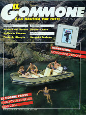 * IL GOMMONE E LA NAUTICA PER TUTTI N°76/ MAR.1989 *