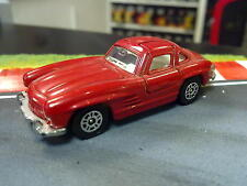 Corgi Toys Mercedes Benz 300 SL rood