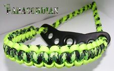 Paracord Compound Bow Wrist Sling.  COLORS OF YOUR CHOICE!!!