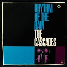 THE CASCADES-Rhythm Of The Rain-Rare 1963 Doo Wop Album●VALIANT #W 405-Mono
