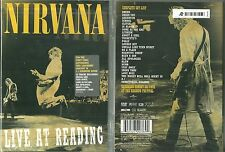 RARE / DVD - NIRVANA CONCERT LIVE AT READING / NEUF EMBALLE- NEW & SEALED