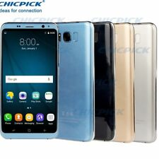 """Unlocked 5.5"""" Android 6.0 S8 3G Smartphone Quad Core Dual Sim Cell Mobile Phone"""